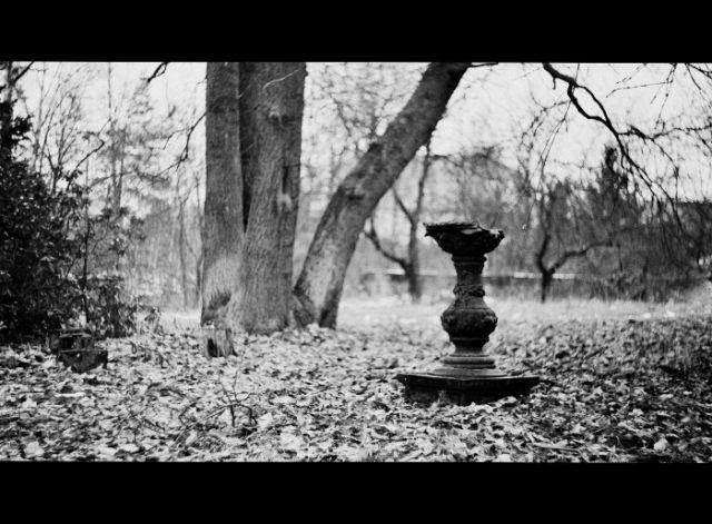 Zahrada tajemství