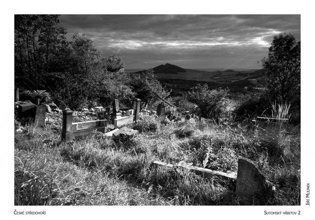 Sutomský hřbitov 2