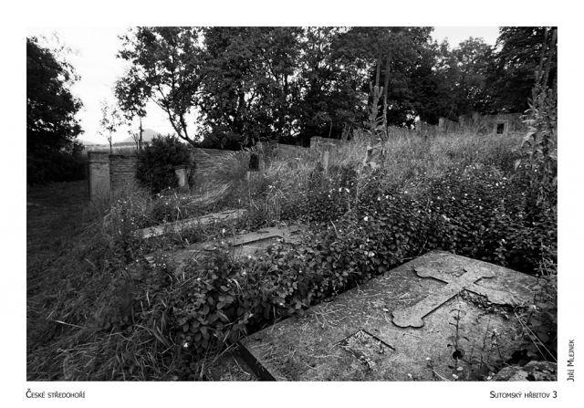 Sutomský hřbitov 3