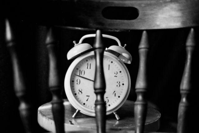 Čas neposedí
