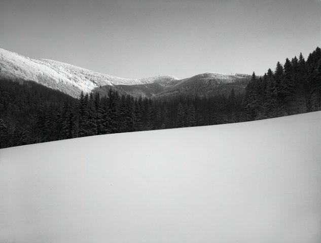 Lysá hora z Malenovického kotle