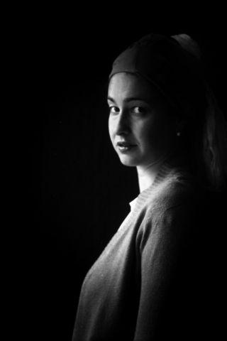 Vermeerove dievča