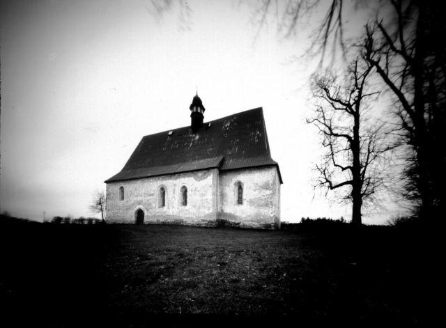 Kostel Nanebevzetí Panny Marie u Dobronic