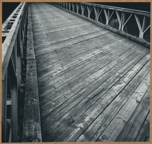 Most přes Ohři v Chocovicích