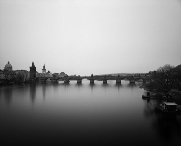 Ranní Karlův most